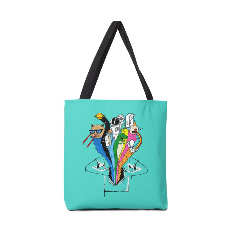 pop culture Accessories Tote Bag Bag by coffeeman's Artist Shop