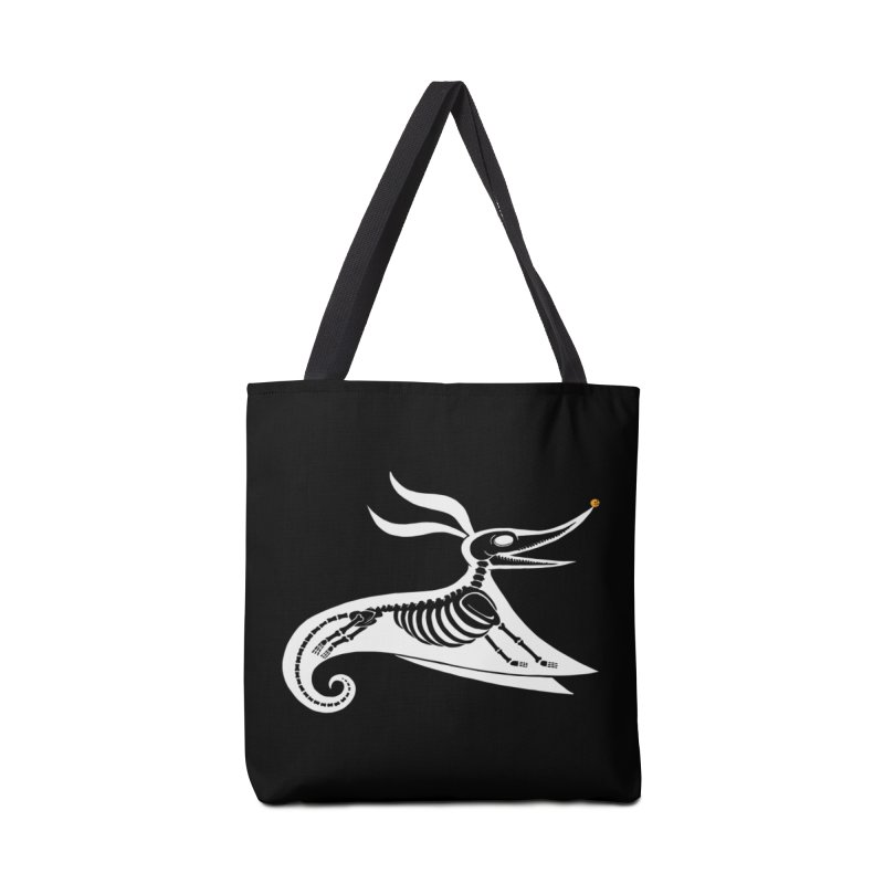 Skull Accessories Tote Bag Bag by coffeeman's Artist Shop