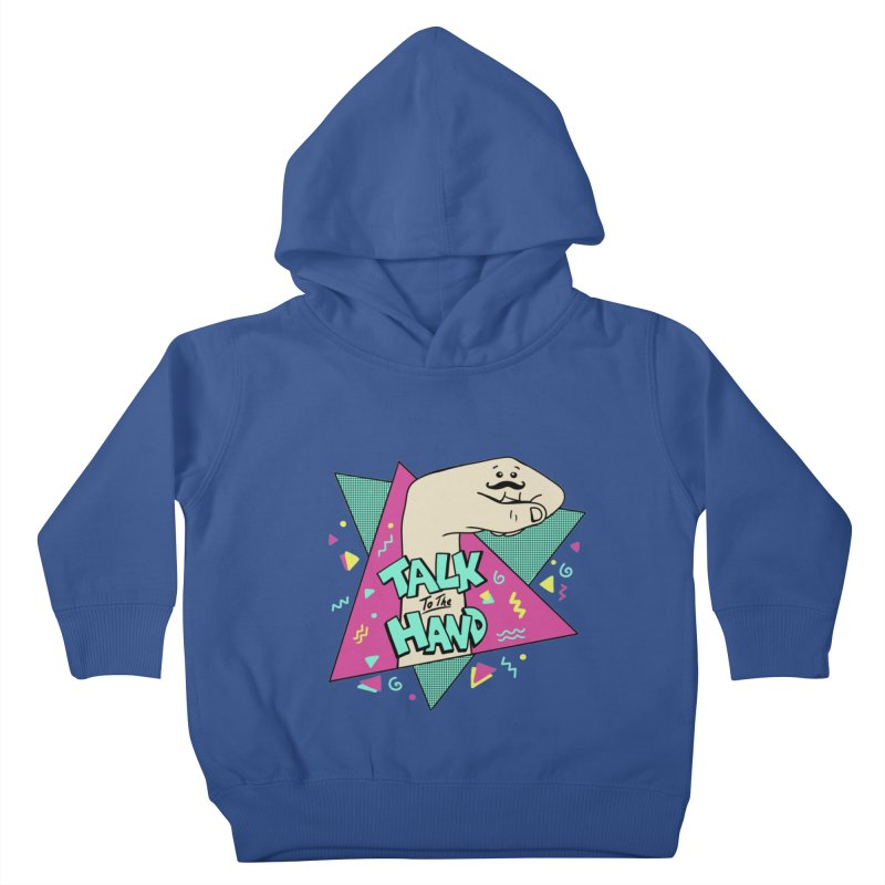 funny Kids Toddler Pullover Hoody by coffeeman's Artist Shop