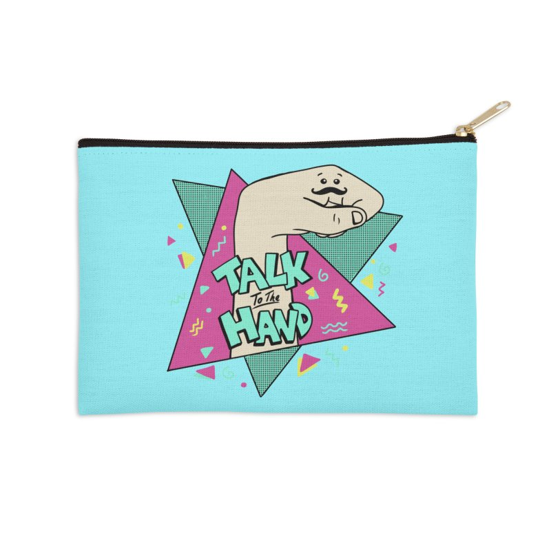 funny Accessories Zip Pouch by coffeeman's Artist Shop
