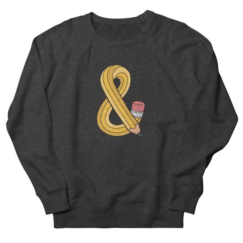 funny Men's French Terry Sweatshirt by coffeeman's Artist Shop