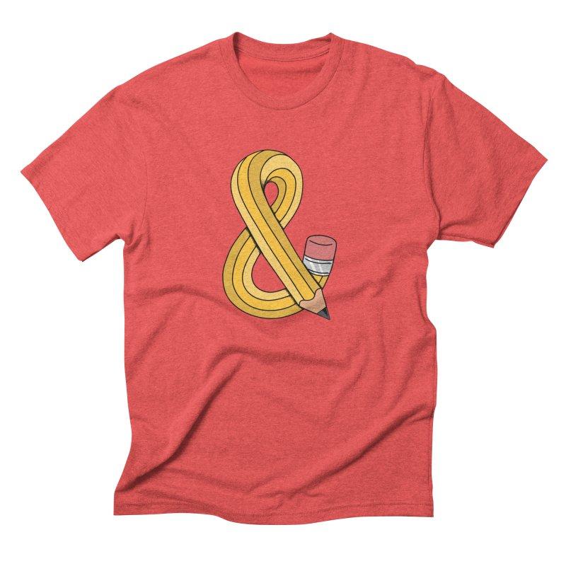 funny Men's Triblend T-Shirt by coffeeman's Artist Shop
