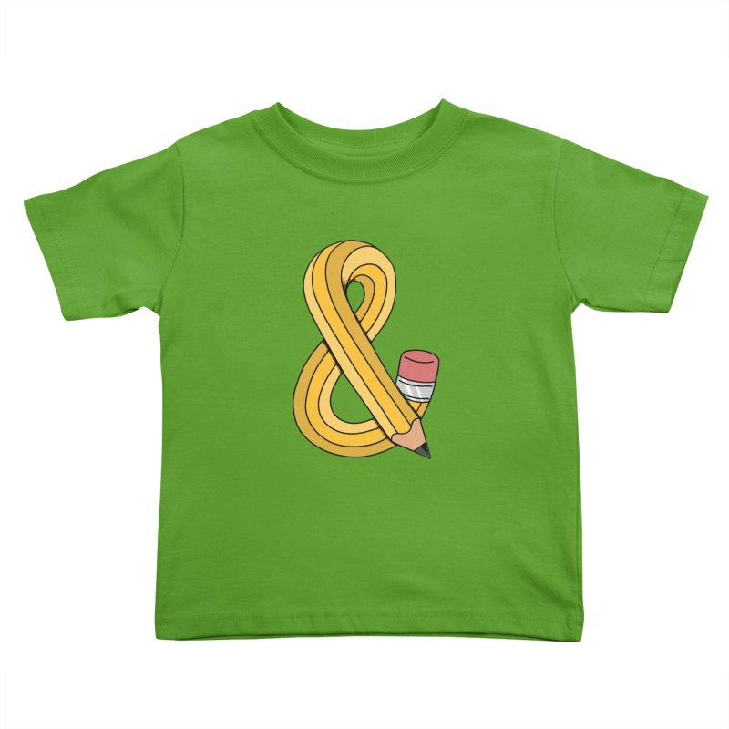 funny Kids Toddler T-Shirt by coffeeman's Artist Shop