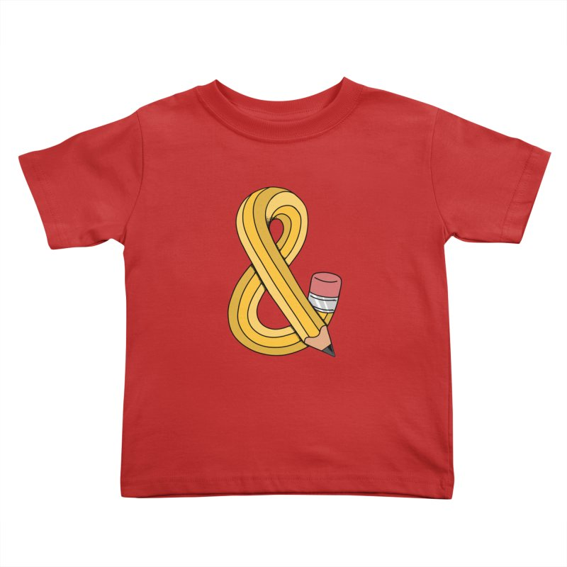 funny Kids Toddler T-Shirt by coffeeman's Artist Shop