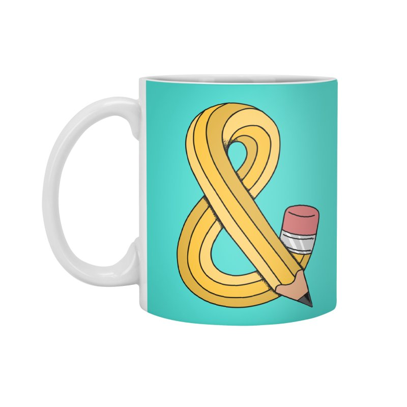 funny Accessories Standard Mug by coffeeman's Artist Shop