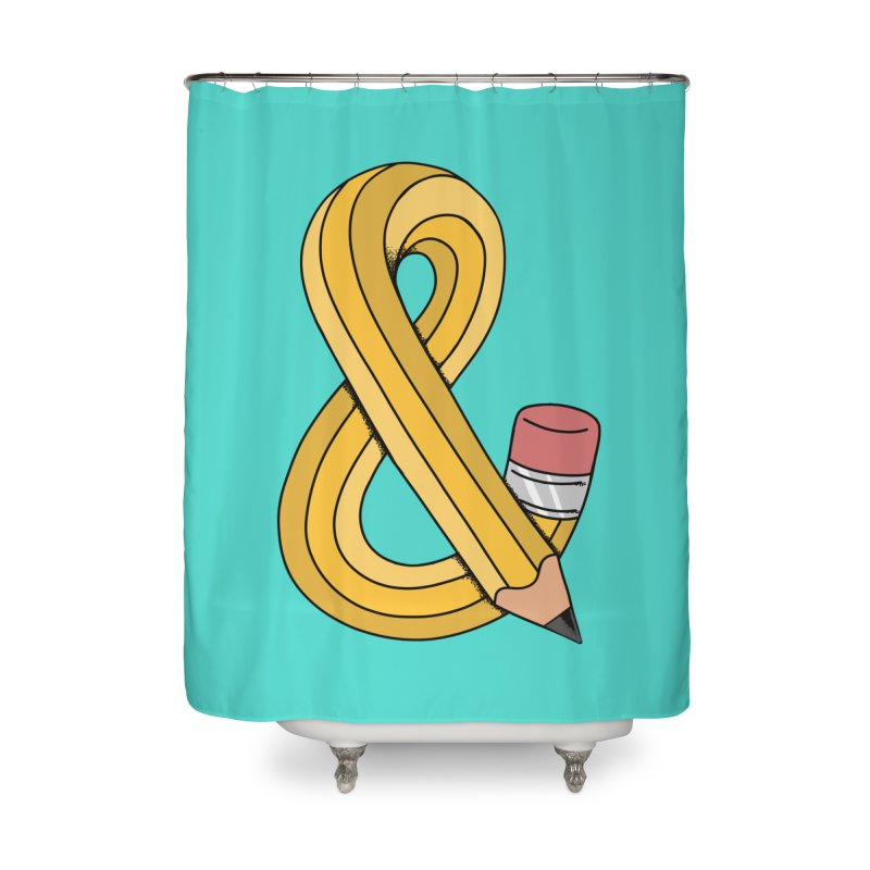 funny Home Shower Curtain by coffeeman's Artist Shop