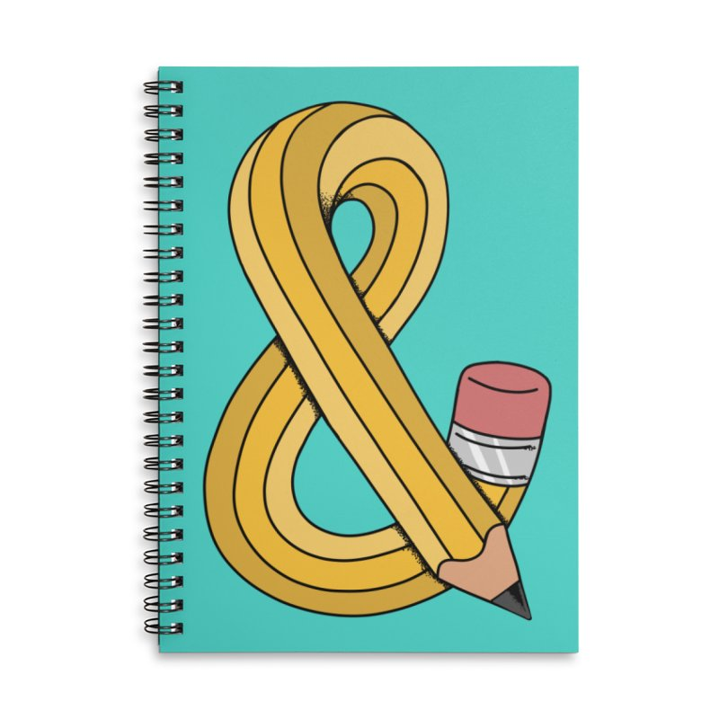 funny Accessories Lined Spiral Notebook by coffeeman's Artist Shop