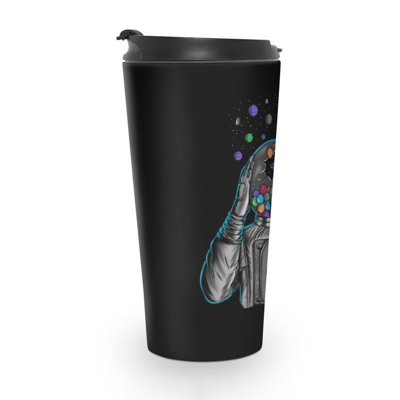 Space Accessories Travel Mug by coffeeman's Artist Shop