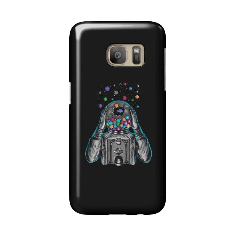 Space Accessories Phone Case by coffeeman's Artist Shop