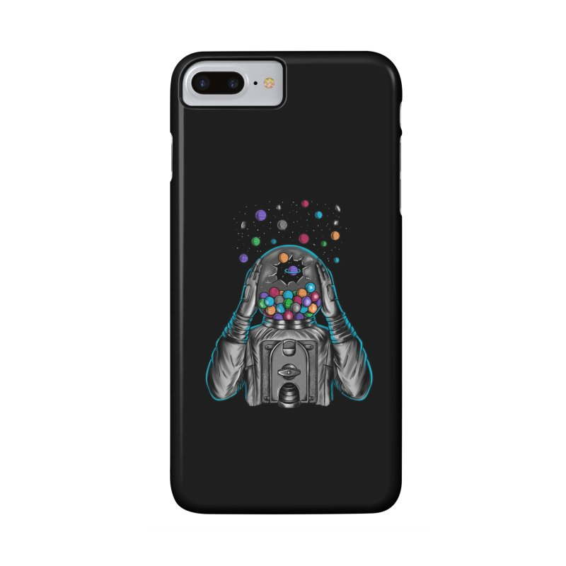 Space Accessories Phone Case by coffeeman's Artist Shop