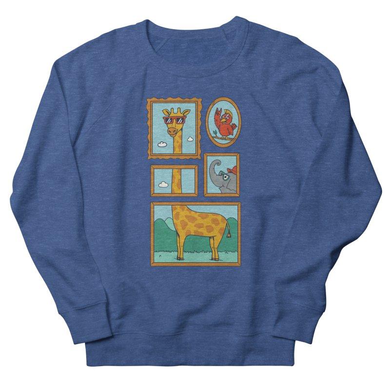 Animals Men's Sweatshirt by coffeeman's Artist Shop