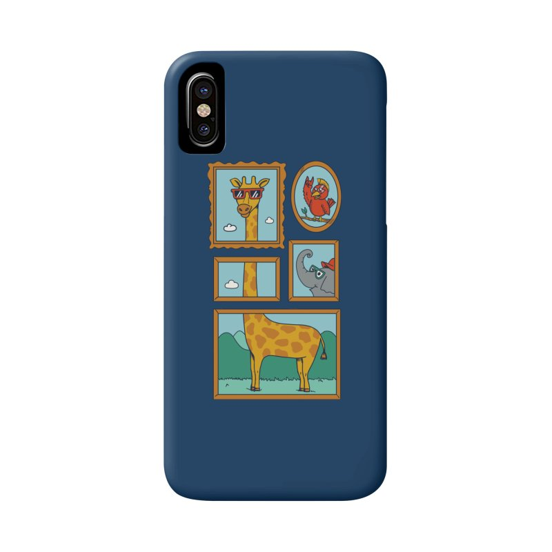 Animals Accessories Phone Case by coffeeman's Artist Shop