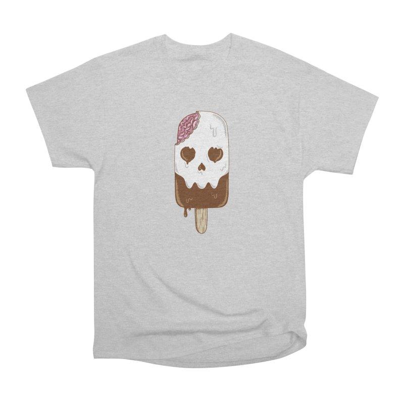 Skull Men's Heavyweight T-Shirt by coffeeman's Artist Shop