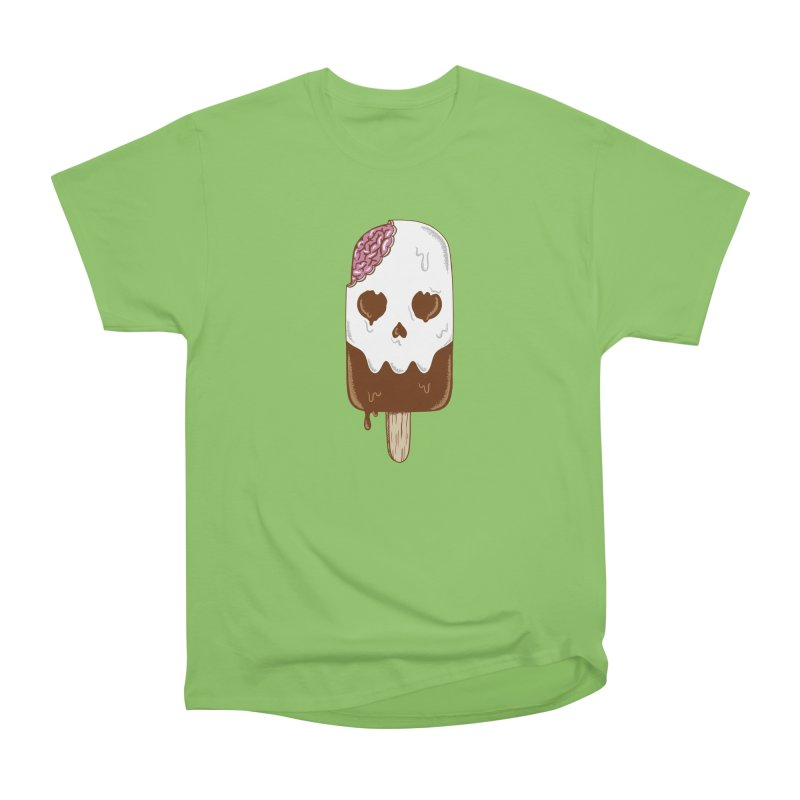 Skull Men's Heavyweight T-Shirt by coffeeman's Artist Shop