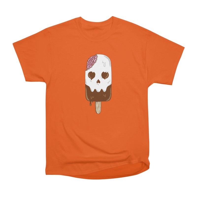 Skull Women's Heavyweight Unisex T-Shirt by coffeeman's Artist Shop