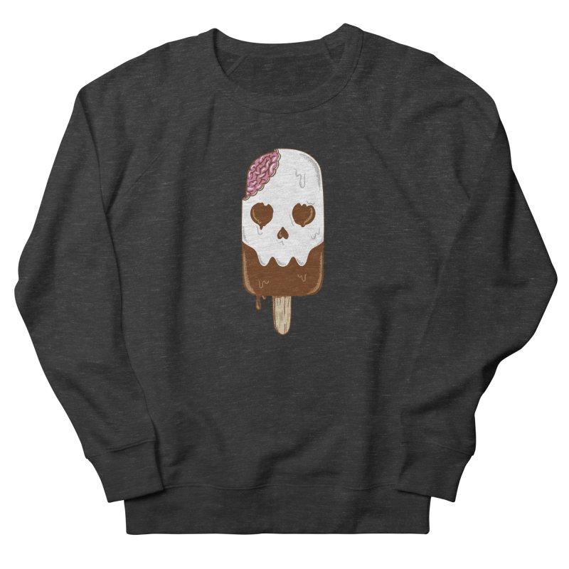 Skull Women's French Terry Sweatshirt by coffeeman's Artist Shop