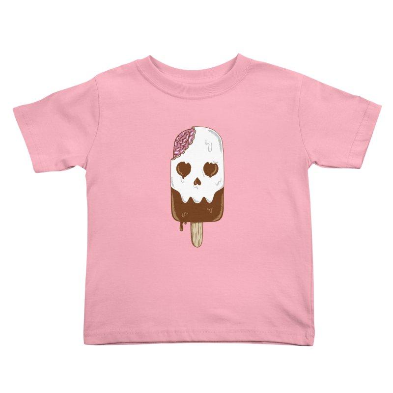Skull Kids Toddler T-Shirt by coffeeman's Artist Shop