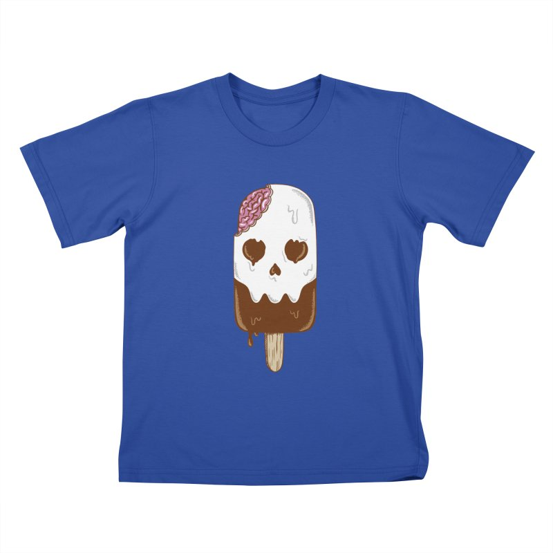 Skull Kids T-Shirt by coffeeman's Artist Shop