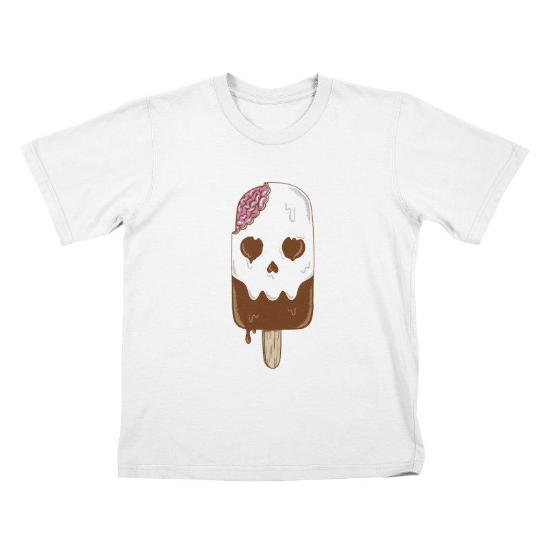 Skull Kids T-Shirt by coffeeman's Artist Shop
