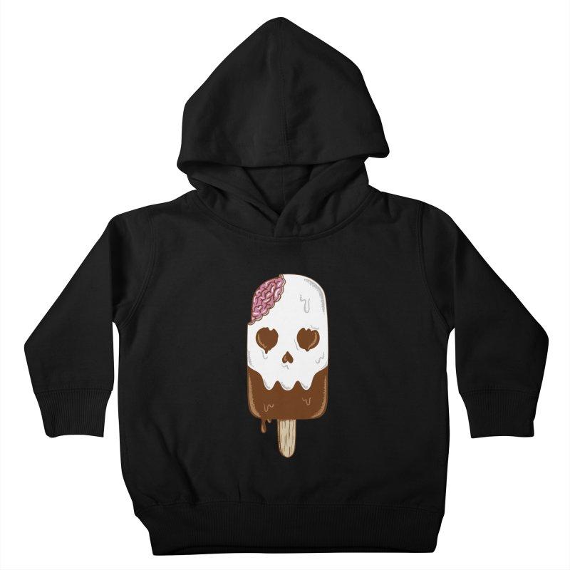 Skull Kids Toddler Pullover Hoody by coffeeman's Artist Shop
