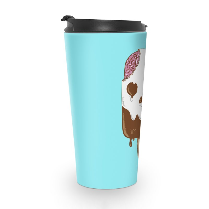 Skull Accessories Travel Mug by coffeeman's Artist Shop