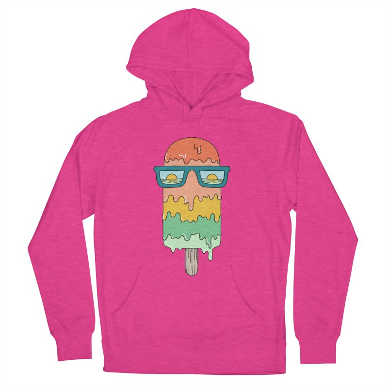 nature Women's French Terry Pullover Hoody by coffeeman's Artist Shop