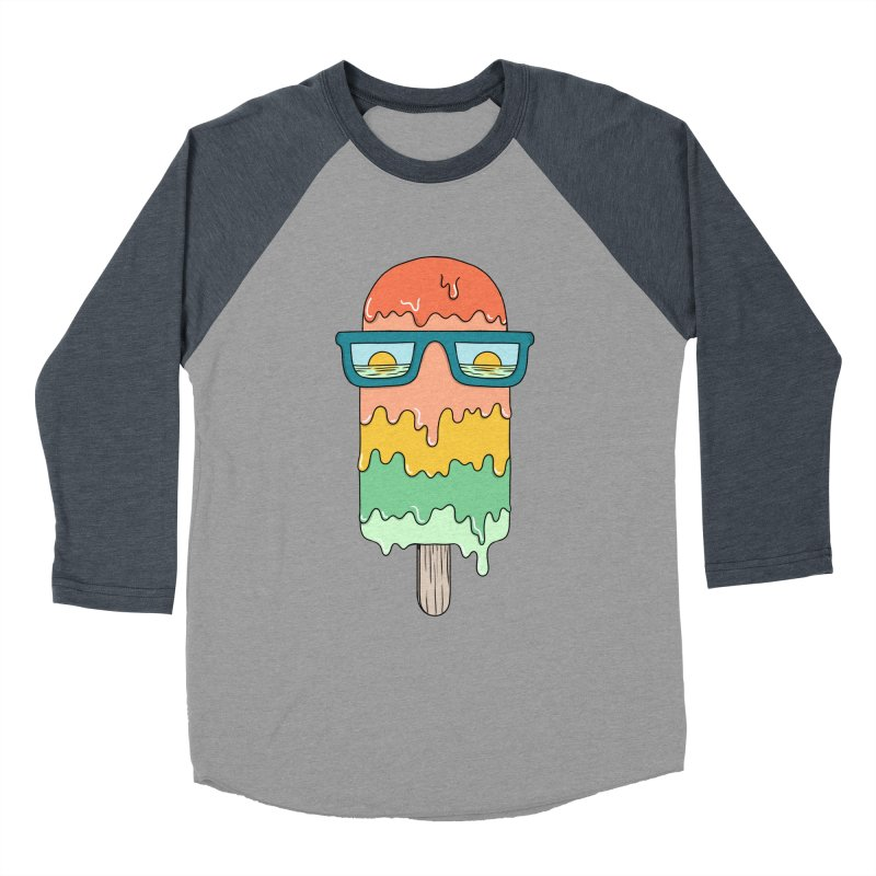 nature Men's Baseball Triblend Longsleeve T-Shirt by coffeeman's Artist Shop