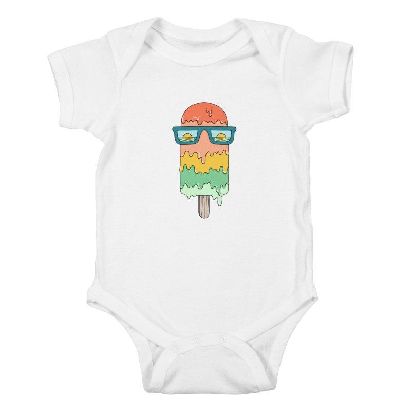 nature Kids Baby Bodysuit by coffeeman's Artist Shop