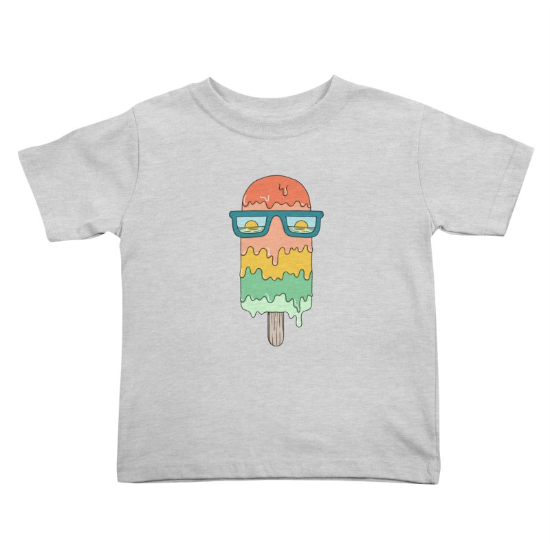 nature Kids Toddler T-Shirt by coffeeman's Artist Shop