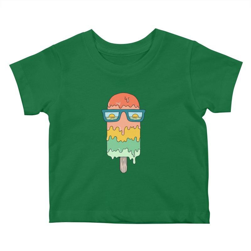 nature Kids Baby T-Shirt by coffeeman's Artist Shop