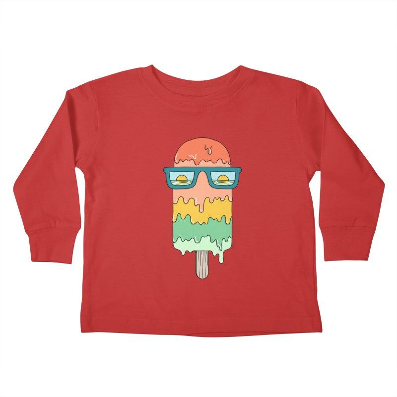nature Kids Toddler Longsleeve T-Shirt by coffeeman's Artist Shop