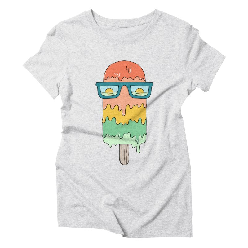 nature Women's Triblend T-Shirt by coffeeman's Artist Shop