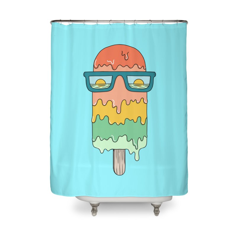 nature Home Shower Curtain by coffeeman's Artist Shop
