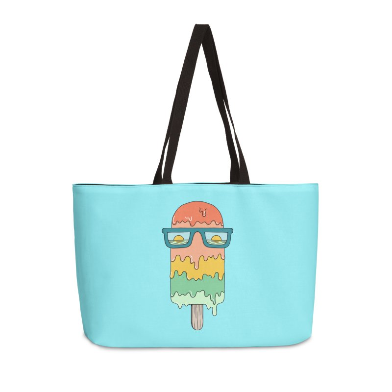 nature Accessories Weekender Bag Bag by coffeeman's Artist Shop