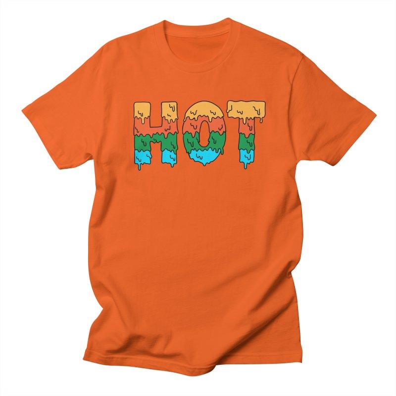 hot Women's Regular Unisex T-Shirt by coffeeman's Artist Shop