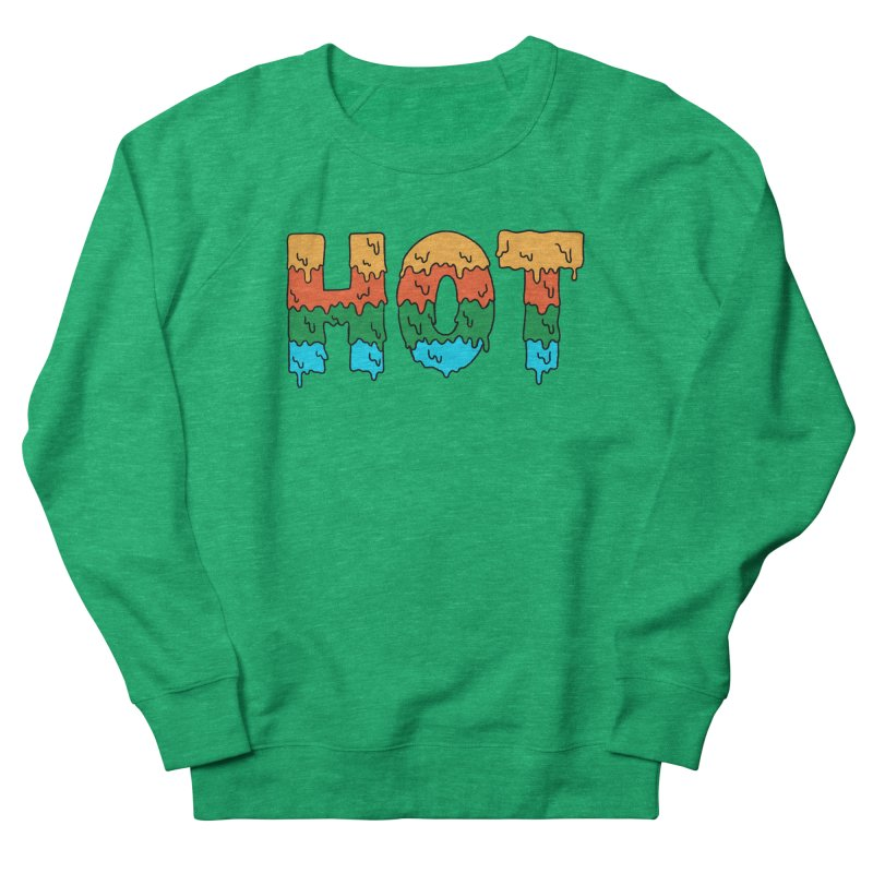 hot Men's French Terry Sweatshirt by coffeeman's Artist Shop