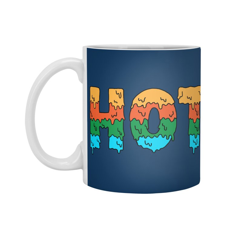 hot Accessories Standard Mug by coffeeman's Artist Shop