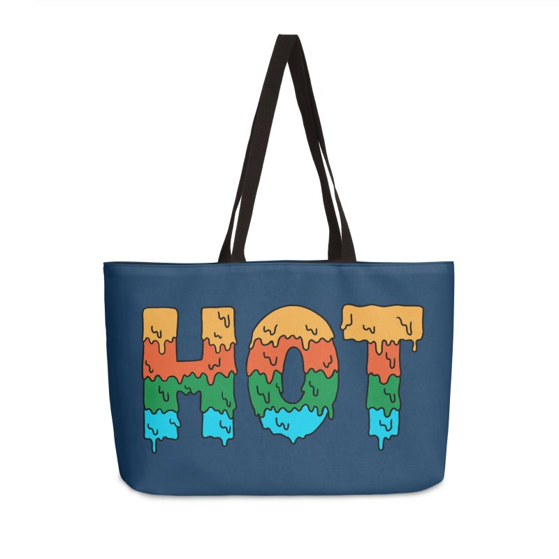 hot Accessories Bag by coffeeman's Artist Shop