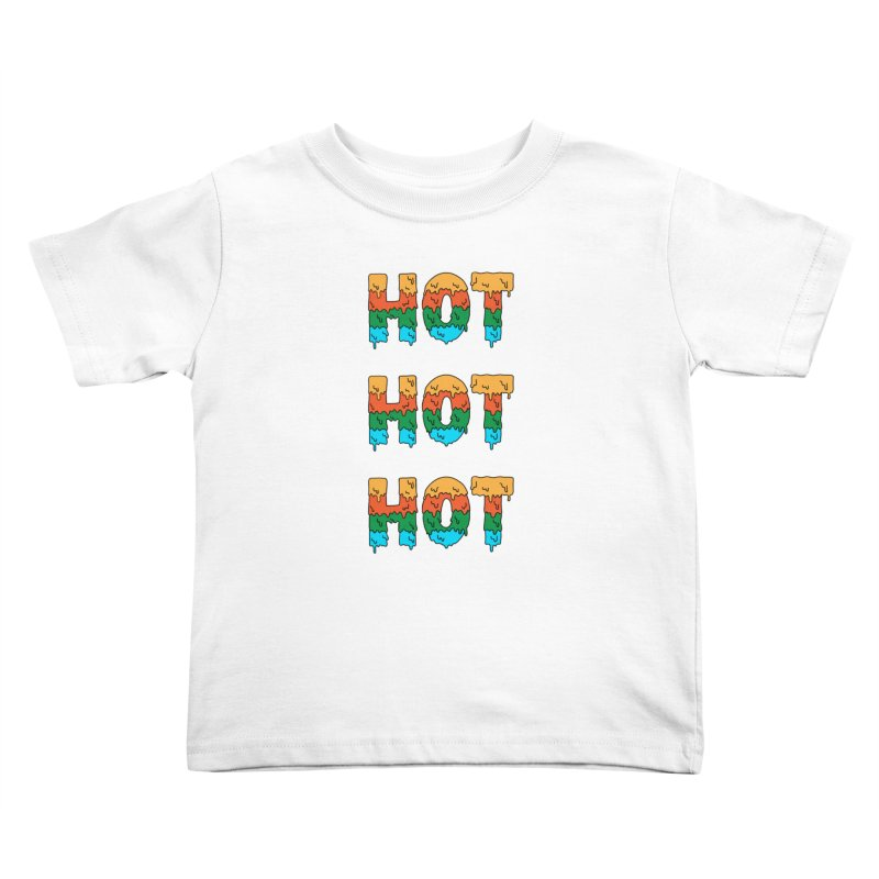 POP CULTURE Kids Toddler T-Shirt by coffeeman's Artist Shop