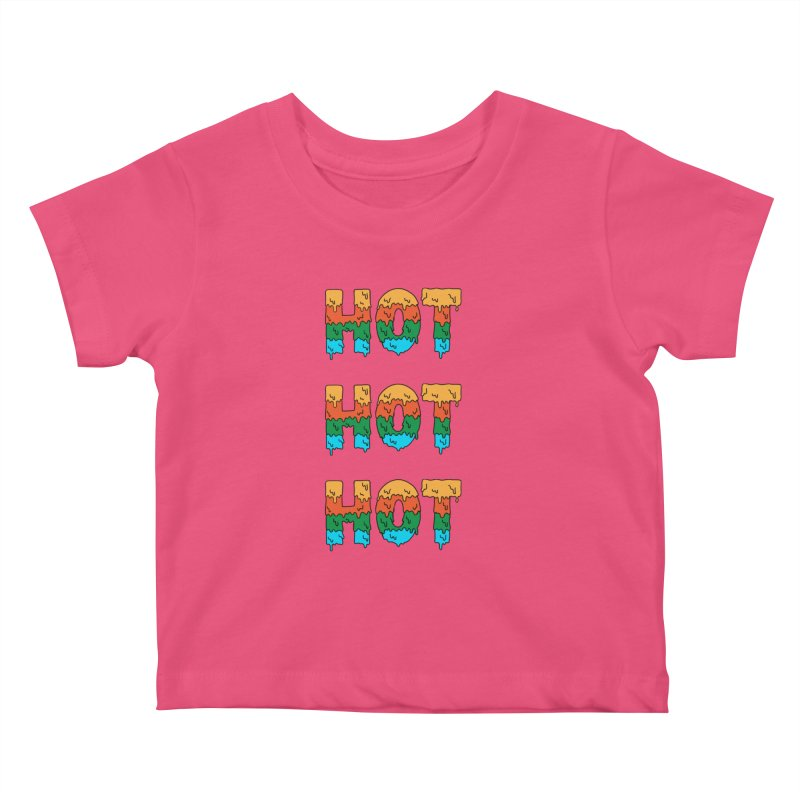 POP CULTURE Kids Baby T-Shirt by coffeeman's Artist Shop