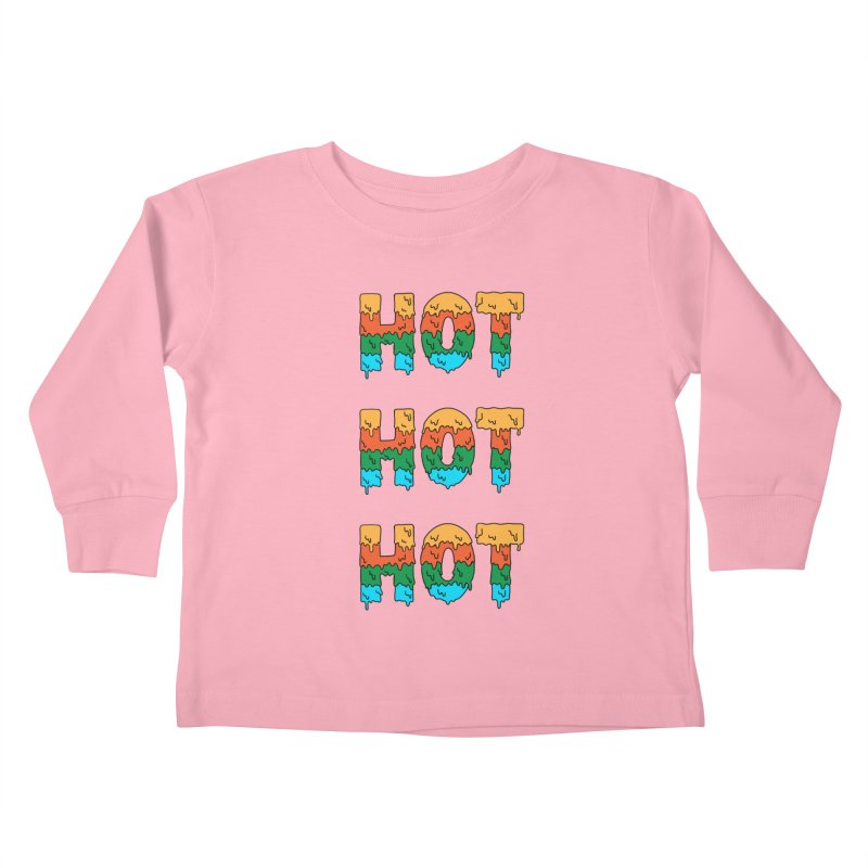 POP CULTURE Kids Toddler Longsleeve T-Shirt by coffeeman's Artist Shop