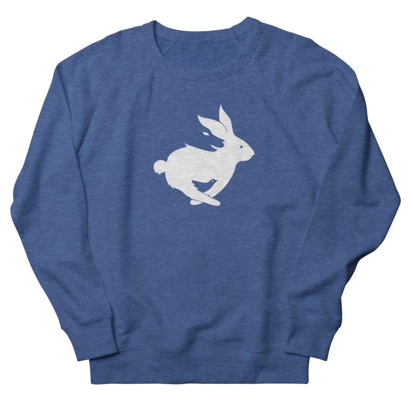 animals Women's French Terry Sweatshirt by coffeeman's Artist Shop