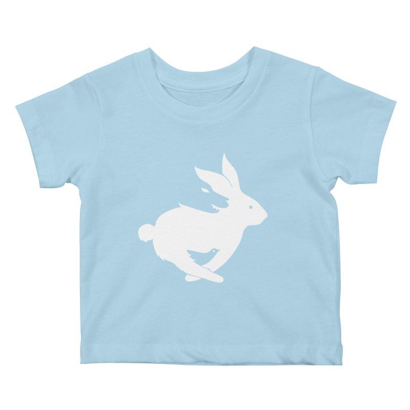 animals Kids Baby T-Shirt by coffeeman's Artist Shop