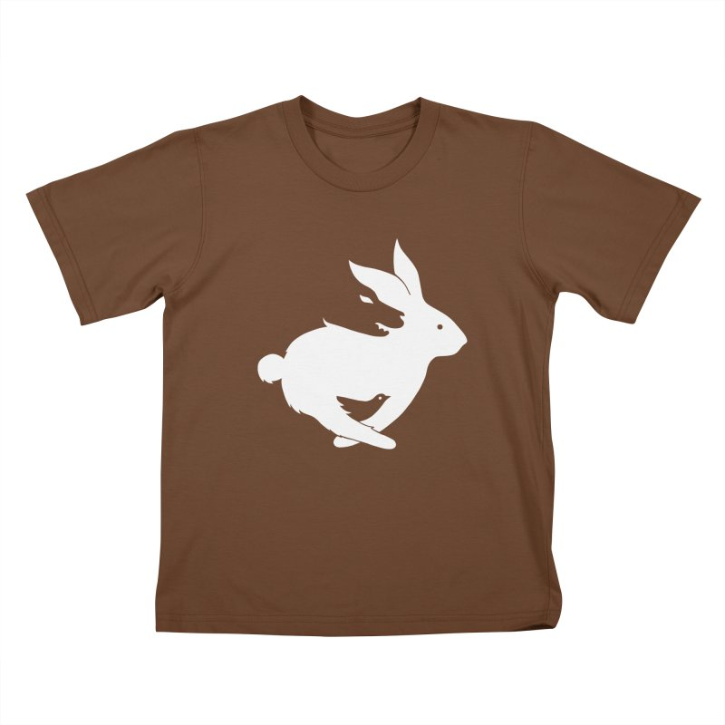 animals Kids T-Shirt by coffeeman's Artist Shop