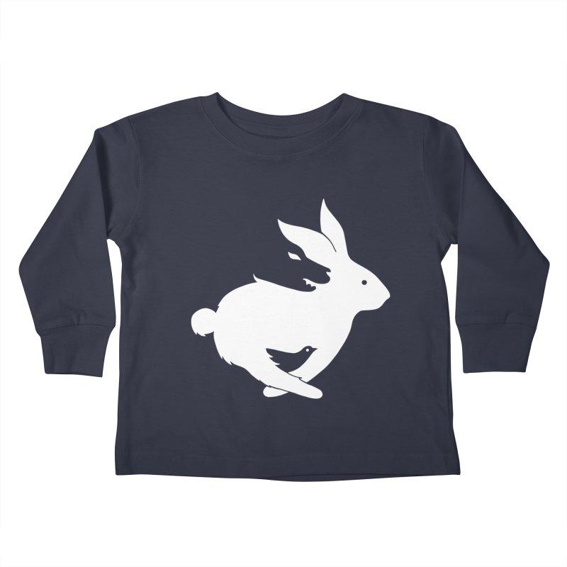 animals Kids Toddler Longsleeve T-Shirt by coffeeman's Artist Shop