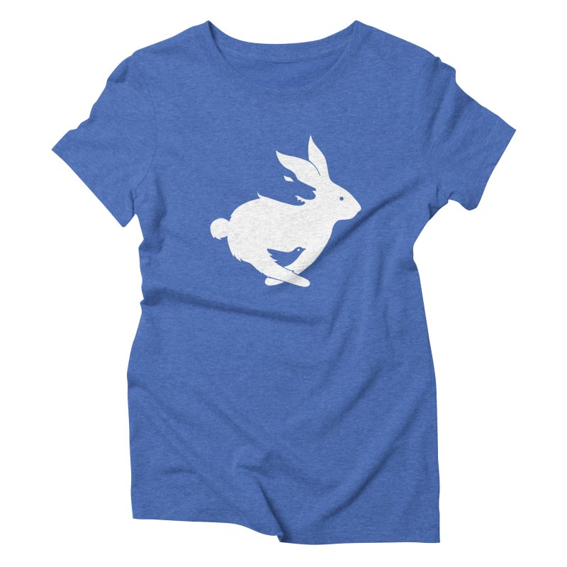 animals Women's Triblend T-Shirt by coffeeman's Artist Shop