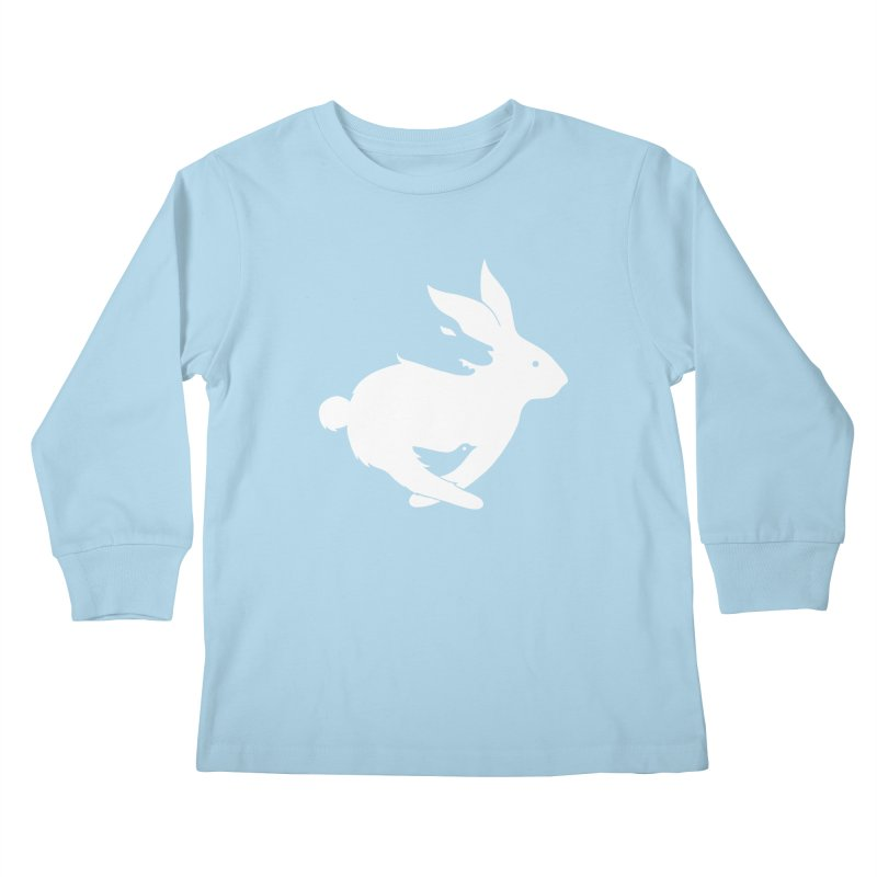 animals Kids Longsleeve T-Shirt by coffeeman's Artist Shop