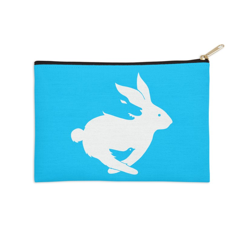 animals Accessories Zip Pouch by coffeeman's Artist Shop