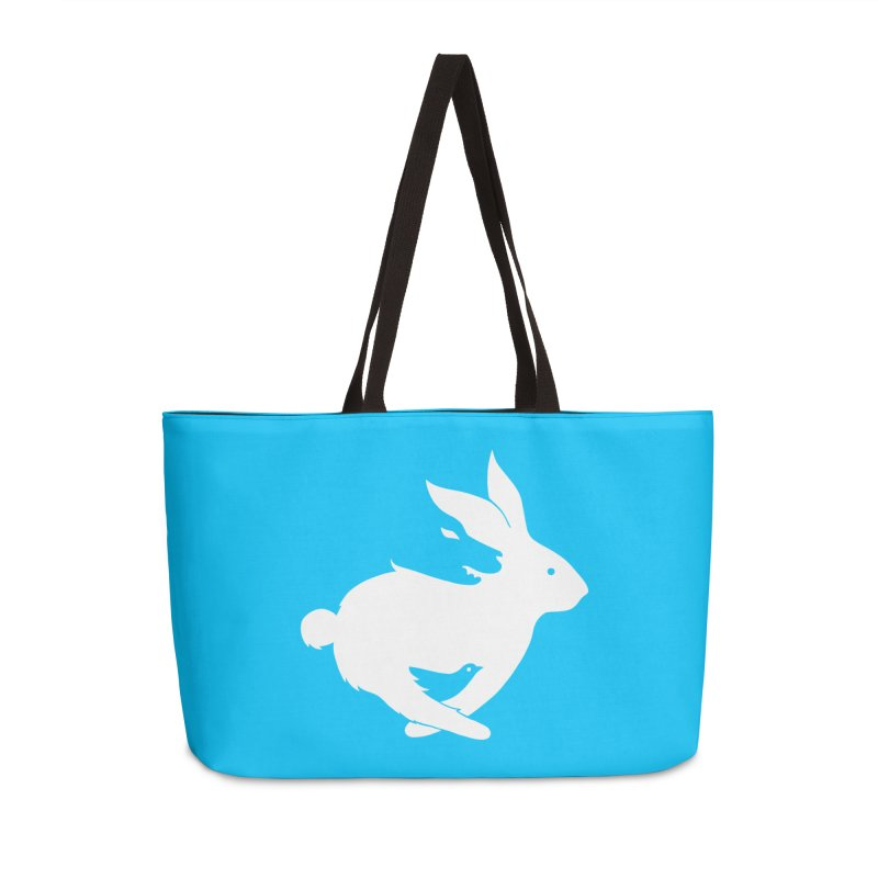 animals Accessories Weekender Bag Bag by coffeeman's Artist Shop