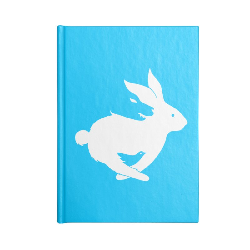 animals Accessories Lined Journal Notebook by coffeeman's Artist Shop